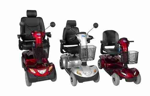 Invacare Scooter Family