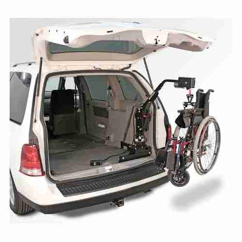 Wheelchair Lift For Car >> Bruno Awl 150 Boot Hoist Total Mobility Sydney Nsw