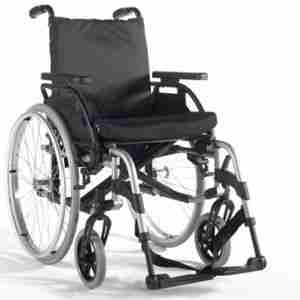 Breezy Basix 2 SP Wheelchair