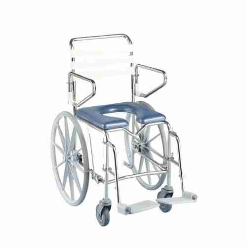 Self Propelled Cart >> K-Care Self Propelled Shower Commode - Total Mobility