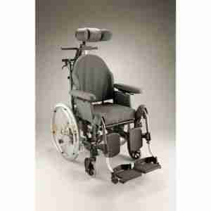 Breezy Relax Self Propelled Wheelchair