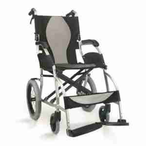 At 8kg the Karma Ergo Lite Wheelchair is the lightest wheelchair in the Karma range.