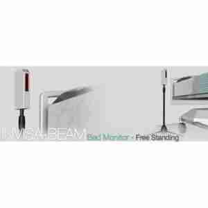 Invisa-Beam Free Standing Bed Monitor