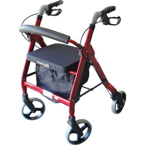 Freedom Quad Walker Genesis 3 Total Mobility