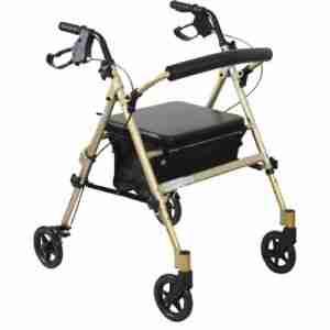 Quad Walker - Multi Adjust Seat