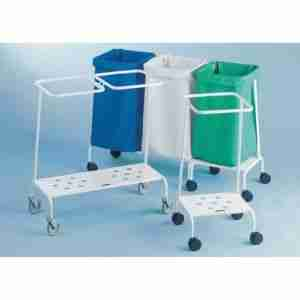 Soiled Linen Trolley with No Lid