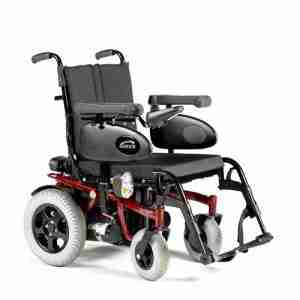 Mid-Range Power Chairs