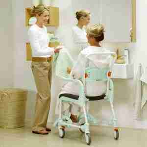 Shower Commodes