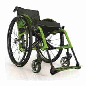 The Ottobock Avantgarde CS Wheelchair with its compact design provides everything you need to support your active everyday life: durable components of high quality, a compact folded size, excellent positioning options and a large selection of options.