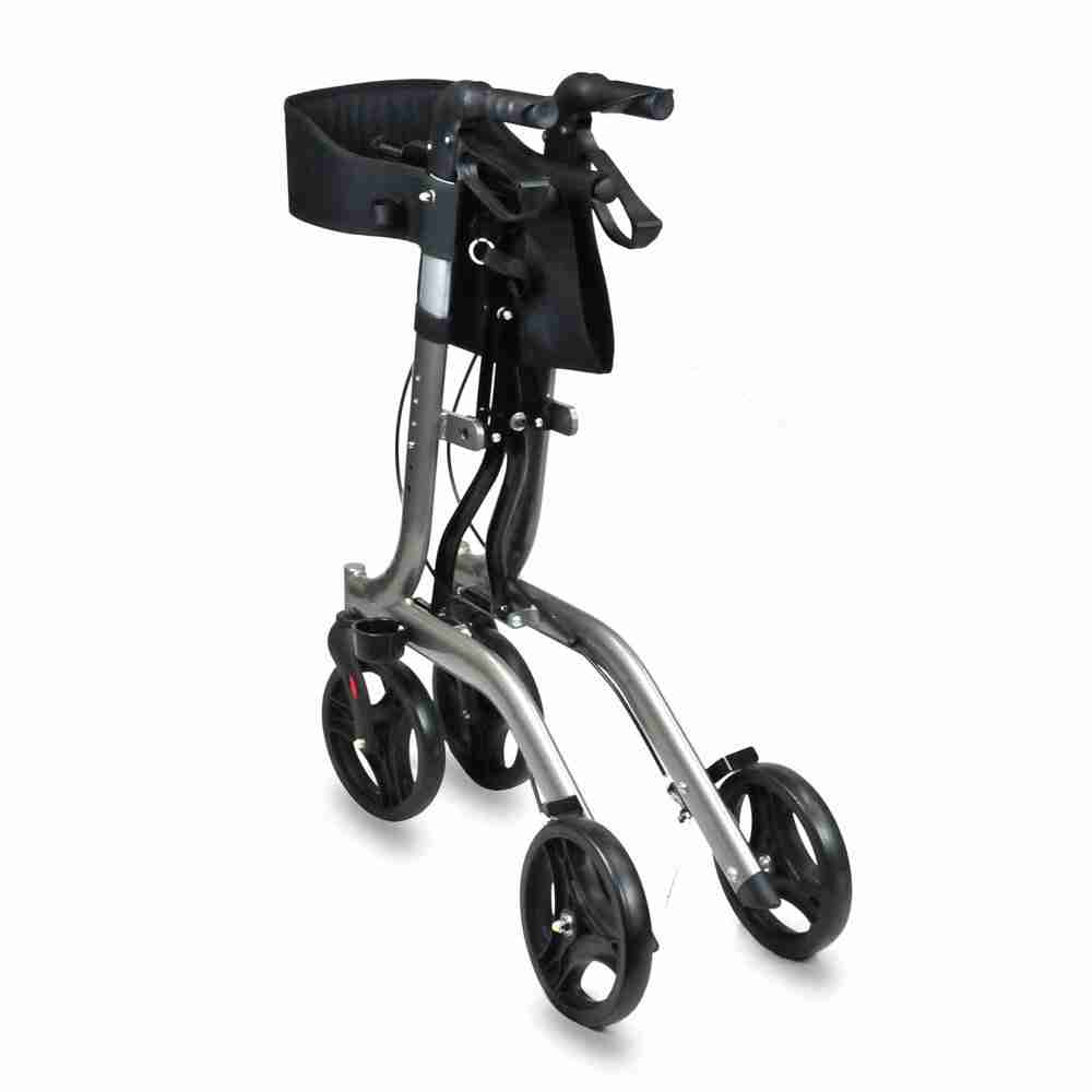 BetterLiving Euro Lightweight Wheeled Walker Total Mobility