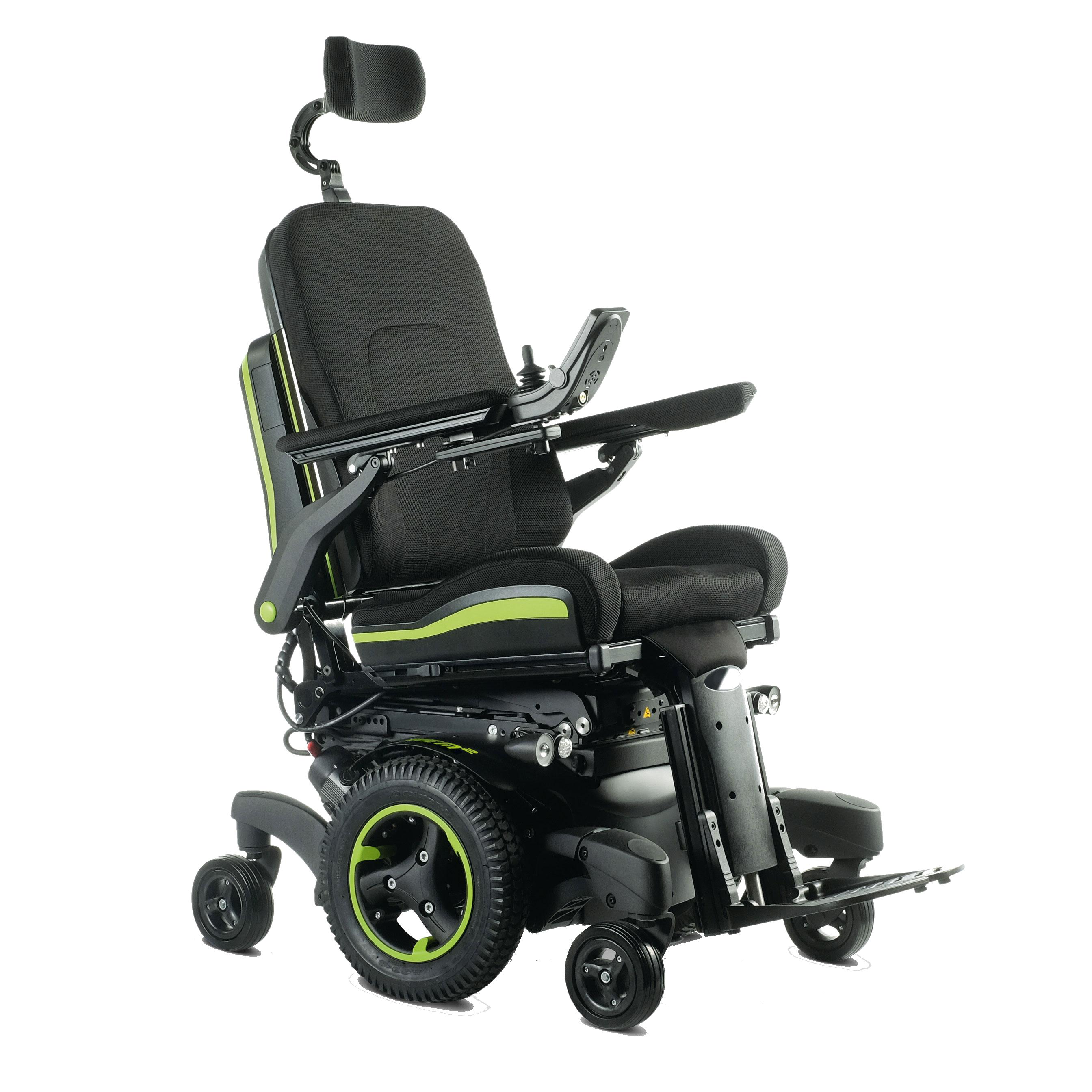 Quickie Qm 710 Sedeo Ergo Total Mobility